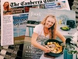 Did you catch it? The Canberra Times - Food & Wine Suppliment