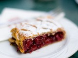 Hungary - Sour Cherry Strudel