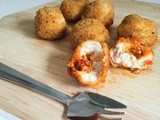 Recipe: a 'stuffed' chicken nugget