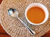 Recipe: Carrot Soup from Parkesbourne Produce