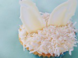 Recipe: Gluten Free - White chocolate bunny cupcakes