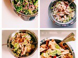 Recipe: Monday Meal Ideas - salads for lunch or dinner