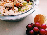 Recipe: Pearl couscous and grape salad
