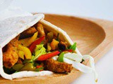 Flavorful Vegan Fajitas