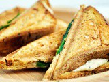 Gluten-Free Grilled Vegan Cheese Sandwich – with vegan cheese that actually melts