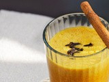 Super Antioxidant Pumpkin Smoothie