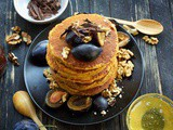 Vegan Sweet Potato Pancakes