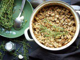 Vegetarian Cassoulet | Slow-Cooked White Bean Casserole