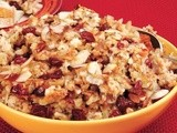 Sausage and Apple and Cranberry Stuffing