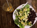 Miso-Lime Salad Dressing