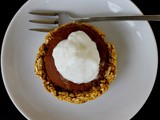 Not-So-Traditional Pumpkin Pie