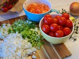 Back to basics – hearty tomato sauce