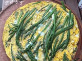 Comeback with Omelette with Asparagus