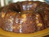 Caramel Apple Bundt Cake – Carnival Foods at Home
