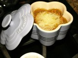 French Onion Soup (Anne Burrell's recipe)