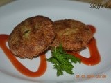 Chicken Cutlets - Kebab