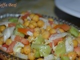 Chickpea Salad - Diet recipe