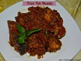 Fried Fish Masala