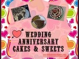 Hm Besties Event # 2 - Wedding Anniversary Cakes & Sweets