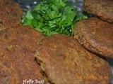 Kebab/ Beef Patties/ Shami kabab