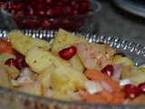 Pomegranate Potato Salad