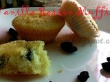 Vanilla Muffins with Raisin (Guest Post by Monu Teena)