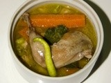 Quails in escabeche