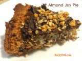 Almond Joy Pie – Easy Coconut Pie with Chocolate and Nuts