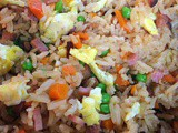 Rice Cooker Chinese Fried Rice Recipe