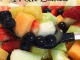 Secret Sauce Amazing Fruit Salad Recipe