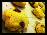Buttery Raisin Scones