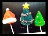 Christmas Cake Pops: Holiday cheers on a Stick