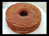 Cotton-like Chiffon Cake