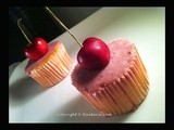 Sugar-reduced Berries Yogurt Cupcake