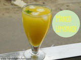 Mango Lemonade Recipe- Summer Drinks Recipe