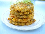 Baked Corn Fritters (Gluten Free)
