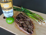 Corona Lime Steak Marinade