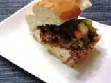 Crockpot Italian Beef Sandwiches | Healthy from Scratch