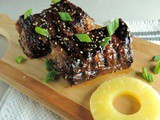 Hawaiian Beef Short Ribs