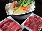 Japanese Hot Pot (Shabu Shabu) – Spicy Miso Broth