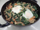 One Pan – Steak Breakfast Skillet