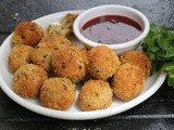 Cheese Balls Recipe -Cocktail Party Snack