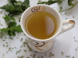 Fennel Seeds Water | Herbal Tea