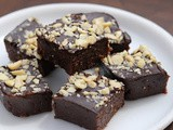 Instant Chocolate Burfi