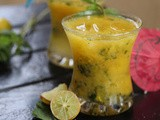 Mango Mojito | Easy Summer Drink