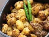 Masala Baby Potatoes
