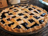 American Blueberry Pie Recipe