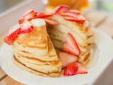 American Fluffy Pancake Recipe
