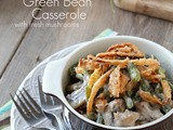 Chicken Green bean casserole recipe easy mushroom
