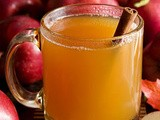 Cinnamon Flavoured Apple Juice Recipe
